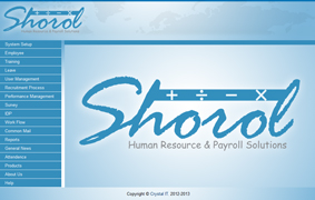Shorol :: HR and Payroll Management software Bangladesh